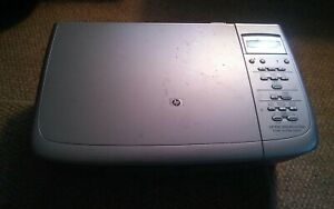 000 HP PSC 1610 All-In-One Inkjet Printer + Power Supply *Untested For Parts