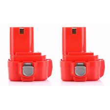 2X2000mAh 9.6V Cordless Drill Battery for Makita DA392D 6207D 9120 9135 192595-8