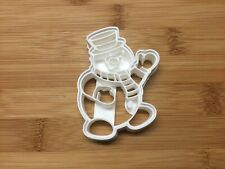 Christmas Snowman Cookie Cutter,Biscuit, Pastry, Fondant, Bread Cutter