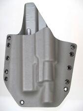 Left Raven Concealment Grey Holster for Glock 20 21 SF Surefire X300 Ultra A