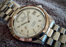Pronto Submersible ETA 2834 Day Date Automatic 38mm Swiss Made Watch on Bracelet