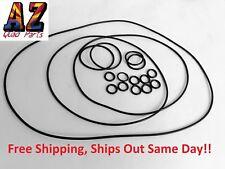 Yamaha Banshee Pro Design Style Cool Head Dome Domes Orings O-rings O-ring Kit