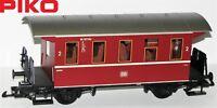 "Piko G Personenwagen 2. Klasse ""86 907"" Bauart Bi der DB - NEU"