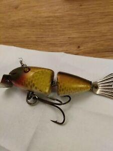 Garrett Plug Lure Creek Chub Bait Co. Vintage