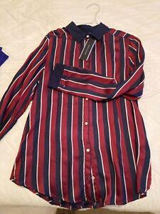 Tommy Hilfiger woman's striped shirt