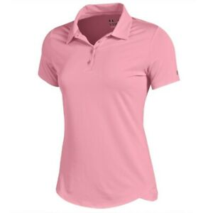 NEW Under Armour Women's Leader Short Sleeve Polo - Choose Color & Size!