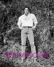 DACK RAMBO 8X10 Lab Photo 1970's Soap Opera Actor Handsome Sexy Man Tight Jeans