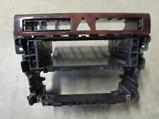 1 - DIN Mittelkonsole Blende HOLZ Audi A4 B5 FACELIFT Radioschacht 8D0858005T