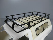 Custome Made Steel Contractor Roof Rack for Tamiya 1/10 Radio Car RC4WD Truck