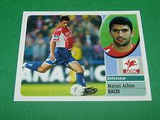 MARIUS ACHIM BACIU LILLE OSC LOSC DOGUES PANINI FOOT 2003 FOOTBALL 2002-2003