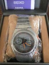 SEIKO GIUGIARO SCED057 Limited Edition Rider's Chronograph Design Watch