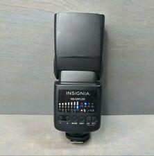 Insignia External TTL AutoFlash NS-DXFL2N for Nikon Digital SLR Cameras