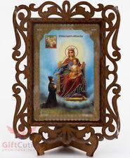 Wooden Icon Virgin Mary Theotokos Unexpected Joy Икона Нечаянная Радость
