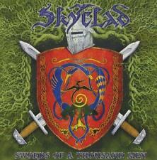 Skyclad(CD Album)Swords Of A Thousand Men-Dreamcatcher Demolition-DEMCD-New
