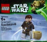 LEGO Star Wars Han Solo (Hoth) Minifigure Polybag Set 5001621