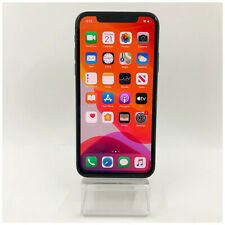 New listing Apple iPhone X - 256Gb - Space Gray (Unlocked) A1865 (Cdma + Gsm) No Face Id