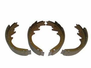 4 Brake Shoes 58 59 60 Lincoln NEW SET 11 x 3 1/2 for 2 Wheels - 1958 1959 1960