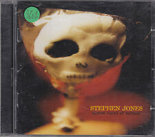 STEPHEN JONES - almost cured of sadness CD