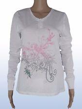 melina lingerie maglia donna bianco taglia 3 m medium cotone