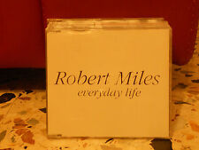 ROBERT MILES - EVERYDAY LIFE radio cut 4'08 album version 8'25  - promo 1998
