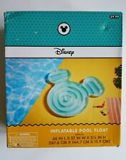 Disney - Mickey Mouse Inflatable Pool Float Blue Color from Target New Summer