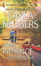 Trying Patience: A Not-So-Perfect Past (Harlequin