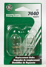 BRAKE TAIL TURN SIGNAL Light Bulb GE Lighting 7440 QTY (2) MADE IN JAPAN OEM