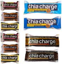 Chia charge Energy & Vegan Protein bars-Healthy snack-bar-Best barres énergétiqu...