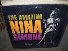 NINA SIMONE amazing ( jazz ) colpix mono
