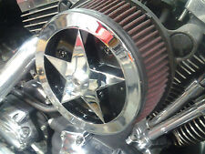 AIR CLEANER HARLEY DAVIDSON STAR COVER