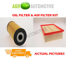 DIESEL SERVICE KIT OIL AIR FILTER FOR AUDI A4 2.0 136 BHP 2006-09