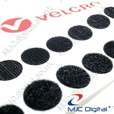 22mm or 13mm Coins VELCRO® Brand Self Adhesive Sticky Pads Fasteners Stick On