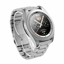 Men Smart Watch Bluetooth Wristwatch For Android Samsung S8 S7 S6 Motorola Nexus
