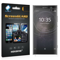 3 Front Clear LCD Screen Display Protector Film Foil For Sony Xperia XA2