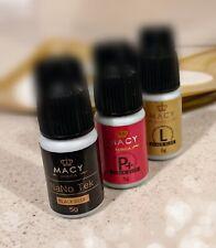 Macy Eyelash Extension Eyelashes Adhesive Glue Fast Dry 2019 New Best Formula