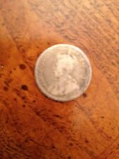 Canada 10 Cent Coin, Early 20th Century