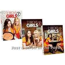 2 Broke Girls: Kat Dennings TV Series Complete Seasons 1 2 3 Box/DVD Set(s) NEW