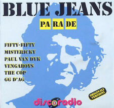 Blue Jeans Parade Compilation Discoradio CD 1998