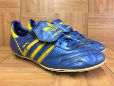 official photos 30f99 c49a3 Vintage🔥 Adidas PROFI Made In Germany Soccer Cleats Nolberto Solano Sz 11  Royal