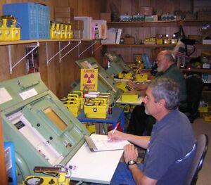 CALIBRATION SERVICE Civil Defense Radiation CDV-7.. Survey Meter Geiger Counter