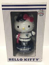 Hello Kitty New York Yankees Bobblehead 2014 Stadium Giveaway Brand New in Box!