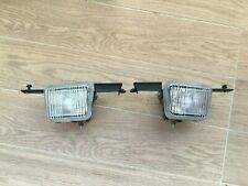 NISSAN S14 USDM 97 Oem Kouki Fog Lights + Backets + Studs + Screws 200sx 240sx