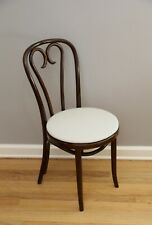 25 Antique Thonet Bentwood Sweetheart Bistro Cafe Chairs Made in Poland