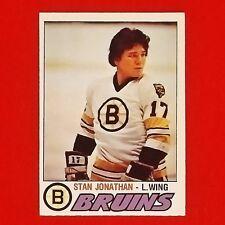 Stan Jonathan (Rookie) - 1977/78 - O-Pee-Chee - Boston Bruins - #270 - (NM+)