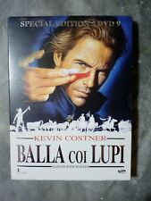 BALLA COI LUPI (1990) DVD Kevin Costner Special Edition 2 Dischi