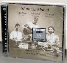 WATER LILY SACD WLA-CS-46: MUMTAZ MAHAL - Taj Mahal, VM Bhatt, Ravikiran, OOP SS