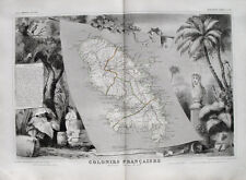 Colonie Martinica Amerique du Sud Fort-de-France Caraibi Fort-Royal São Paulo