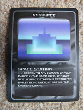 Doctor Who CCG 1996 - Resource - Space Station