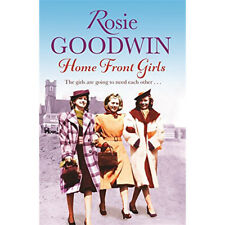 Home Front Girls by Rosie Goodwin (Paperback), Books, Brand New