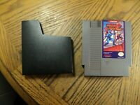 Mega Man 2 (Nintendo,1989) Cartridge & Sleeve